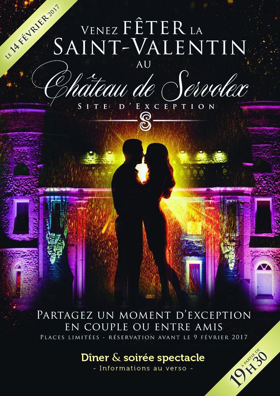 Votre Saint -Valentin au Château de Servolex
